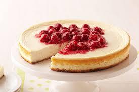 Cherry Cheesecake Made Over