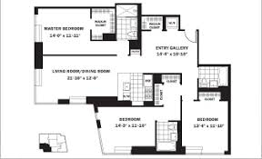 Magnificent 3 Bedroom Apartments Nyc H74 For Your Interior Home
