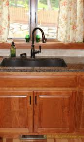 Delta Windemere Kitchen Faucet Oil Rubbed Bronze by Kitchen Beautiful Color To Install Your Kitchen Sink With Bronze