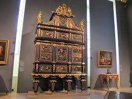 The Badminton Cabinet Is Most Expensive Piece Of Antique Furniture Sold All Time This Intricately Ornate Was Constructed In Florence And