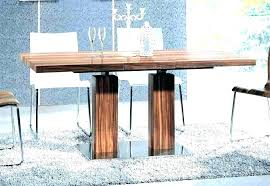 Dining Table Legs Metal Wood Top Room Wooden