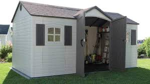 Rubbermaid 7x7 Storage Shed by Top 10 Best Garden Sheds Heavy Com