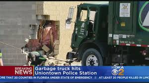 Garbage Truck Reportedly Loses Brakes, Crashes Into Uniontown Police ... 7t Elliott H110r Boom Truck Crane For Sale Liftstelescopic Aerial 85 G85r Truckmounted Lift Or Rent Lifts Commercial Trucks In Texas New And Used Heavy Duty Dodge Ram Thrive 5 Years After Split Untitled Questions Answers For The Oversize Overweight Trucking Indus Hoyerman Dealer Of Year Awards Announced Motor Nwi Food Fest Returns Bigger Better Saturday Valparaiso