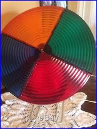 Rotating Color Wheel For Aluminum Christmas Tree by Vintage Aluminum Christmas Tree Rotating Color Wheel Light Works