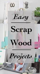 Easy Scrap Wood Projects And Ideas Woodworking For Beginners