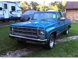 100 1979 Gmc Truck GMC Sierra For Sale ClassicCarscom CC1037332