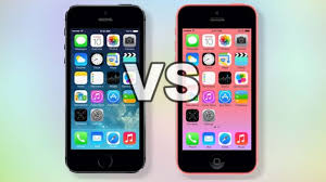 iPhone 5S vs iPhone 5C which should you
