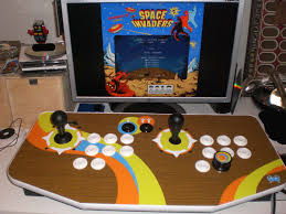 Mame Arcade Machine Kit by Good Joysticks To Use With Mame Stella Etc Emulation