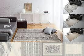 teppich wollteppich magic wohnzimmer grau beige modern