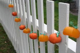 Making Paper Lanterns Pumpkins