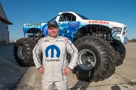 100 Monster Truck Driver Mopar Muscle Is A HemiPowered Ram Autoevolution