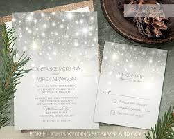 Well Winter Wonderland Wedding Invitations 22