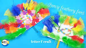 Fan Craft For Preschoolers