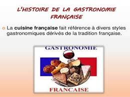 histoire de la cuisine et de la gastronomie fran ises la gastronomie