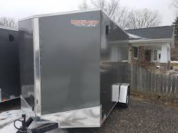 2019 Discovery Trailers CLASSIC SERIES 7X12 Enclosed Cargo Trailer