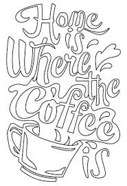 Starbucks Coloring Page Coffee Pages Preschool To Tiny Photo Easy