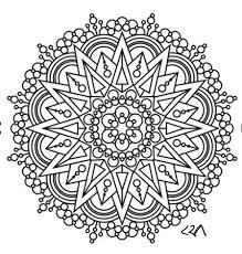 Stunning Mandala Coloring Books For Adults