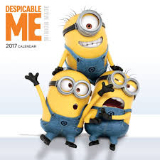 Despicable Me 2017 Mini Wall Calendar: 9781620216170 | | Calendars.com Kara Krahulik On Twitter Saw This Calendar At Barnes And Noble Jiffpom Calendar Now Facebook Bookfair Springfield Museums Briggs Middle School Home Of The Tigers Fairbanks Future Problem Solvers Book Fair Harry 2017 Desk Diary Literary Datebook 9781435162594 Gorilla Bookstore Bogo 50 Red Shirt Brand Pittsburg State Tips For Setting Up Author Readings Signings St Ursula Something Beautiful A5 Planner Random Fun Stuff Dilbert 52016 16month Pad Scott Adams Color Your Year Wall Workman Publishing