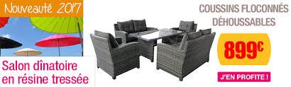tables de jardin en resine salon de jardin en résine tressée mobilier extérieur oogarden