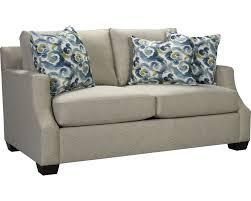 Broyhill Laramie Microfiber Sofa In Distressed Brown by Modern Sofa Beds U0026 Sleepers Broyhill Furniture Broyhill Furniture
