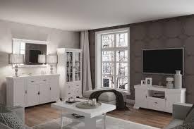 wohnzimmer komplett set f sentis 5 teilig farbe kiefer weiß