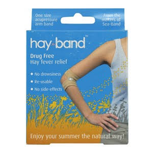 HayBand Acupressure Relief Band