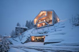 100 Chalet Moderne Gallery Of Anzre SeARCH 1
