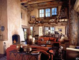 Stunning Santa Fe Home Design by Gene Hackman S Rustic Santa Fe Home Photos Architectural Digest