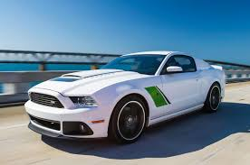 Roush announces updated Mustang lineup for 2014 including