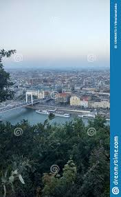 100 Birdview Budapest From TOP Stock Image Image Of Capital