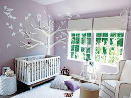 Decorating Ideas for a Baby Nursery