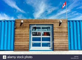 100 Canadian Container Homes Shipping Home Stock Photos Shipping