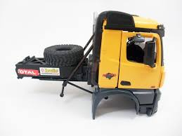 Bruder Mercedes Benz Arocs Truck Body 1/10 Scale SCX10 Rock Crawler ...