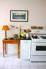 Kays Curated Somerville Nest House Tour Quirky KitchenLittle