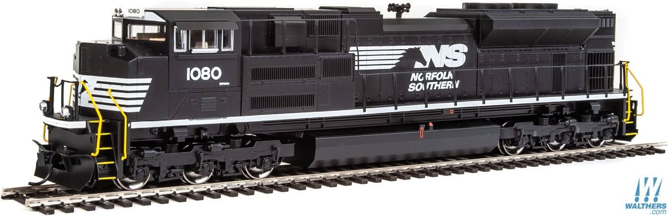 Walthers HO Scale EMD SD70ACe (DCC/ESU Sound) Norfolk Southern/NS #1080