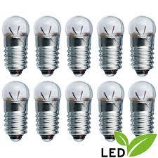 led light bulb e5 5 socket 3 5v by hubrig volkskunst