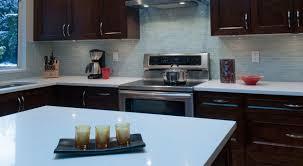 clear light blue glass kitchen backsplash modern kitchen new
