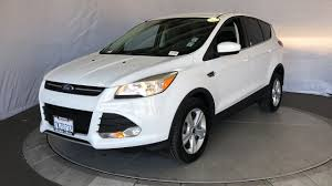 100 Ford Compact Truck PreOwned 2015 FORD TRUCK ESCAPE SE 4DR SE FWD In Costa Mesa