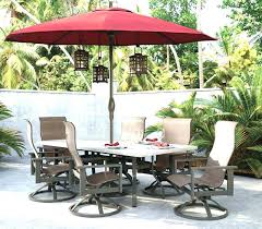 Free Standing Umbrellas Outdoors Patio Umbrella