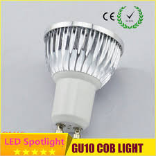 high power 9w 12w 15w gu10 gu5 3 mr16 cob led bulb 220v 12v