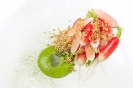 cuisine emulsion sous vide pickled radish recipe great chefs