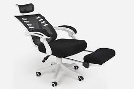 Office Chairs That Recline Forget Standing Desks Are You Ready To Lie Down And Work Ekolsund Recliner Gunnared Dark Grey Buy Now Artiss Massage Office Chair Gaming Computer Chairs Khaki Executive Adjustable Recling With Incremental Footrest 1000 Images About Fniture On Pinterest Best In 20 The Gadget Reviews Amazoncom Chairsoffce Offce 7 With 2019 Review 10 1 Model Desk Lafer Josh Offex Ofbt70172whgg High Back Leather White