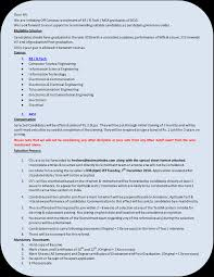 Tcs Resume Format For Freshers Computer Engineers by Ece Resume Format Now Eletronics Communication Resume