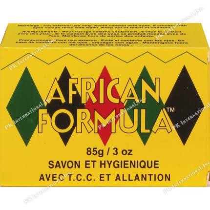 African Formula Healthy Cleansing Soap - 3oz