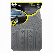100 Truck Floor Mat Pilot Automotive All Season 4 Pc Rubber Set Gray Shop