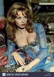 michele mercier angelique marquise des anges 1964 stock photo