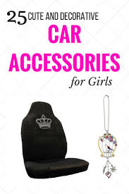 Betty Boop Seat Covers And Floor Mats by 25 Cute And Decorative Car Accessories For Girls