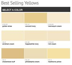 Popular Living Room Colors Benjamin Moore by Best Selling U0026 Popular Shades Of Yellow U0026 Gold Paint Colors From