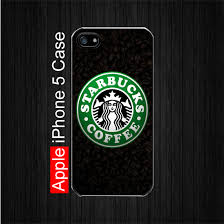 IPhone 5 CaseStarbucks Coffee Logo 4 Black Case