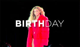 Beyonce turns 35 Years old today